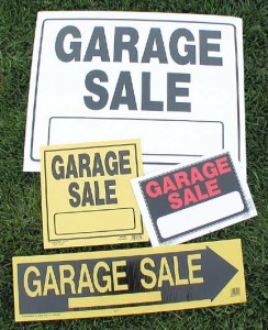 Roseway Neighborhood Garage Sale
