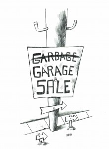 Garage Sale Technology (DKB)